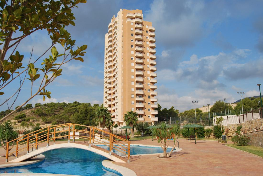 Испания бенидорм аренда жилья