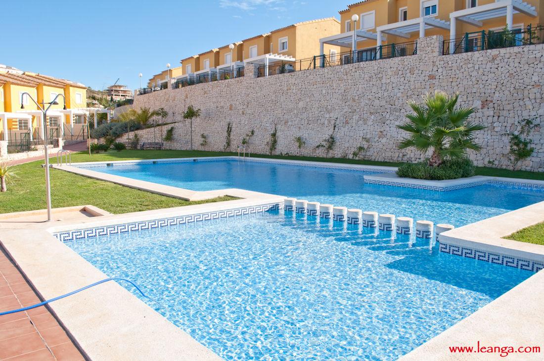 Недвижимость в испании купить в кальпе испания погода