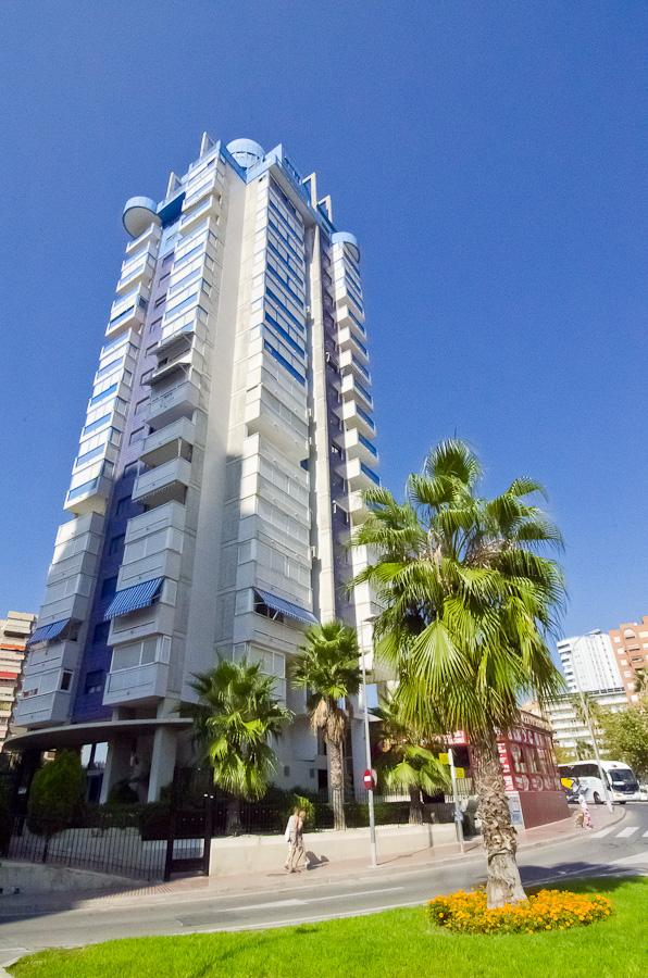 Аренда недвижимости в испании коста бланка бенидорм