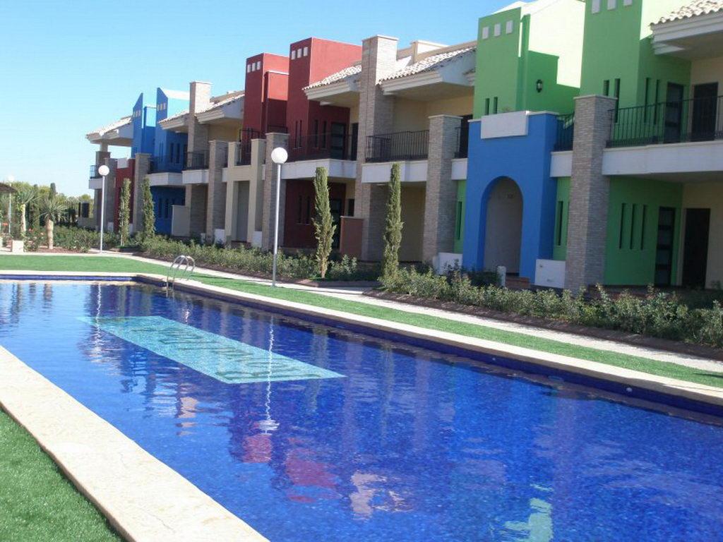 Парк в испании коста бланка недвижимость