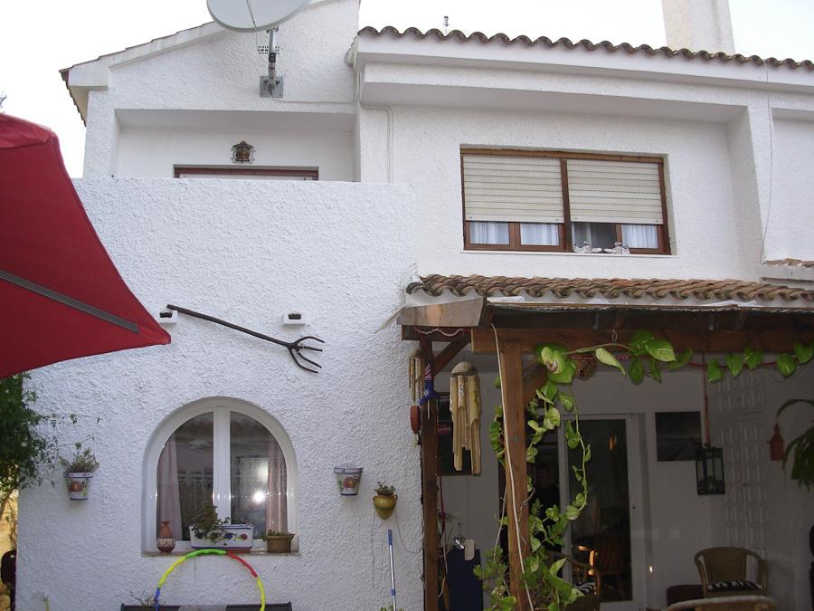 Купить таунхаус в испании на берегу моря